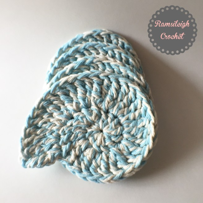 Crochet Coaster Images