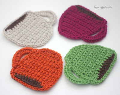 Crochet Coasters Ideas