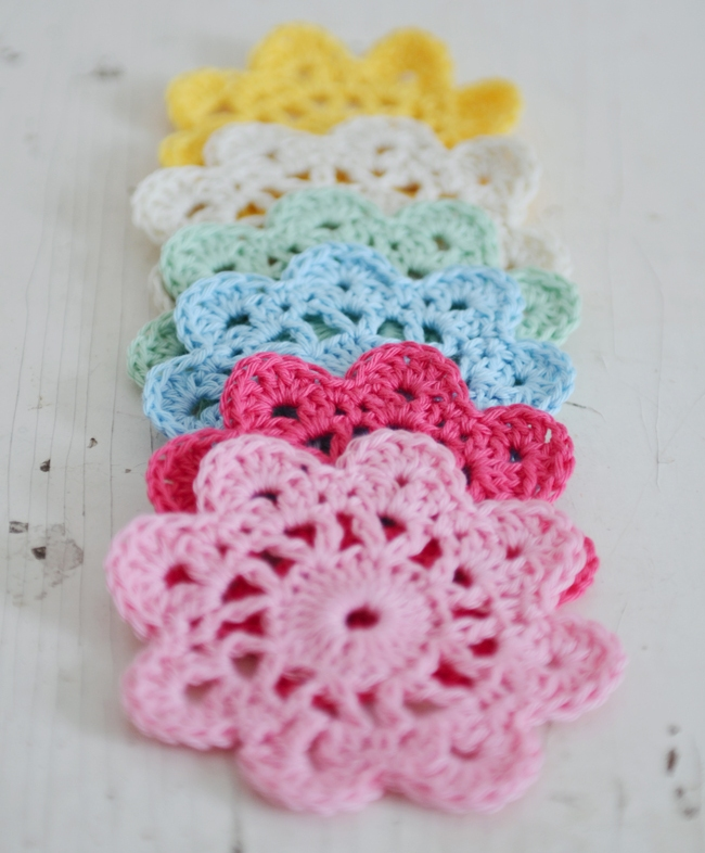 33 Creative Crochet Coaster Patterns Tutorials