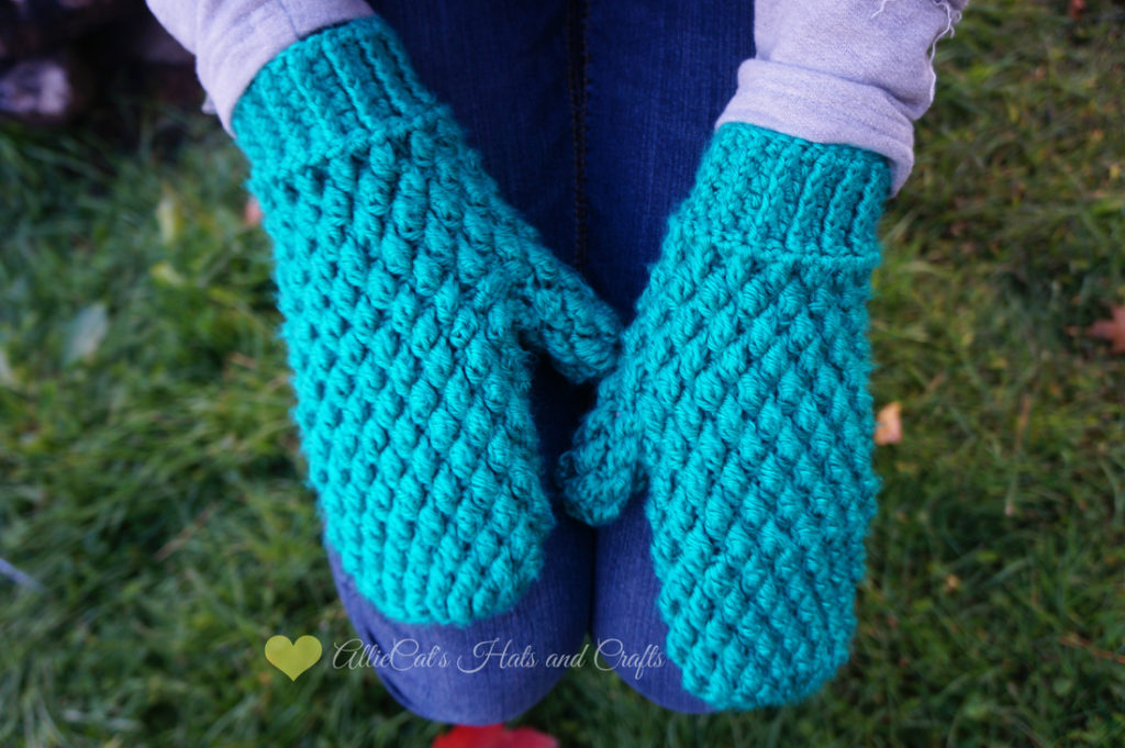 Crochet Gloved pattern fully Covered