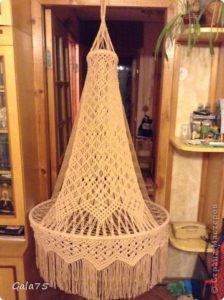 DIY Macrame Hammock Ideas