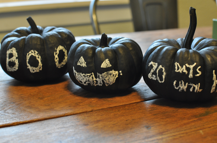 Easy Halloween Pumpkin Designs