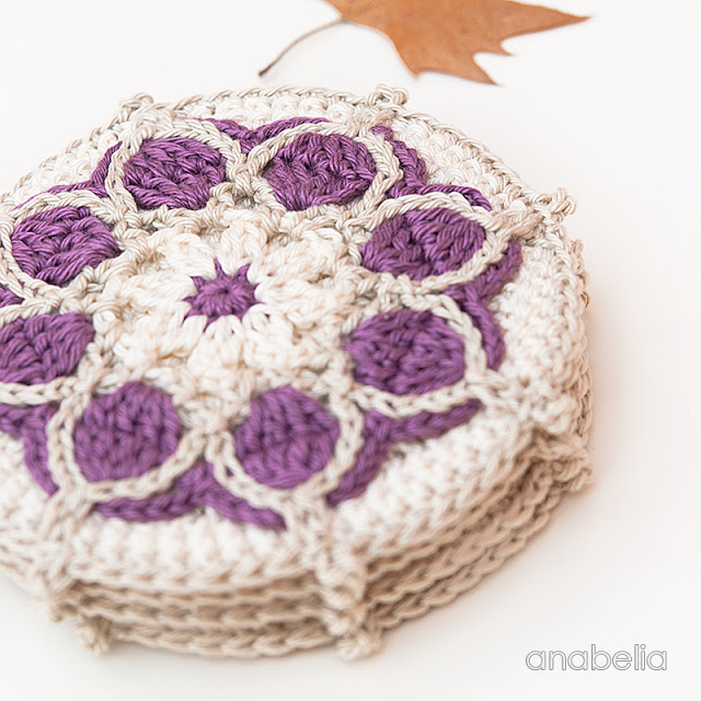 Free Crochet Coaster Patterns