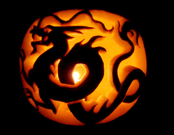 Halloween Pumpkin Designs 2017