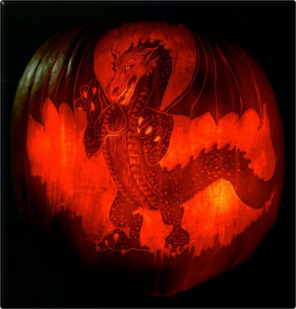 Halloween Pumpkin Designs Easy