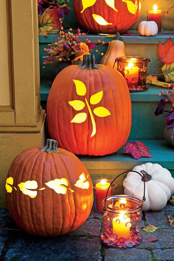 Halloween Pumpkin Designs Printable