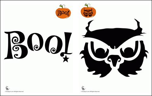 Halloween Pumpkin Designs for free