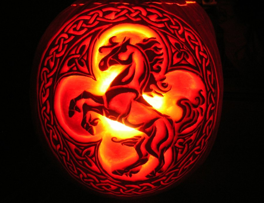 Halloween Pumpkin Lantern Designs
