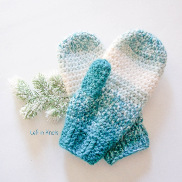 How to Crochet Fingerless Gloves for Beginners