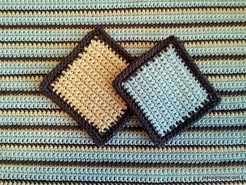 How to Crochet a Coaster Step by StepHow to Crochet a Coaster Step by Step
