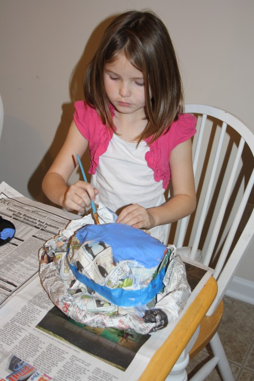 How to make a Newspaper Hat for Kids