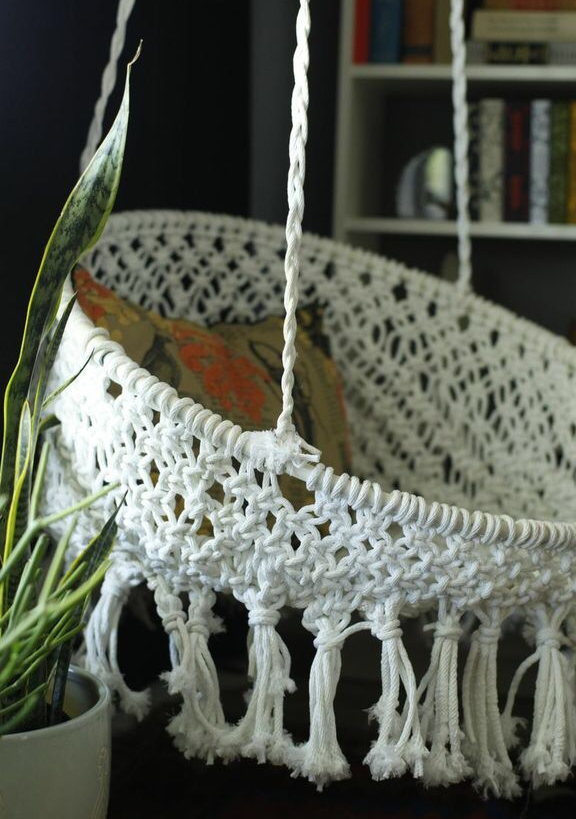 14 Unique Diy Macrame Hammock Patterns With Instructions