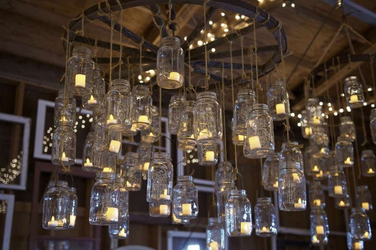 Hanging candle chandelier diy chandelier designs mason jar candle chandelier diy 42 amazing diy mason jar candles and holders aloadofball Choice Image