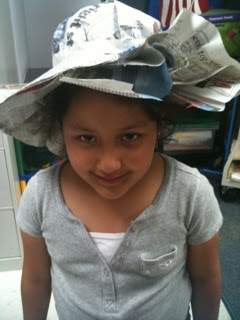 Newspaper Hat Directions for DIY