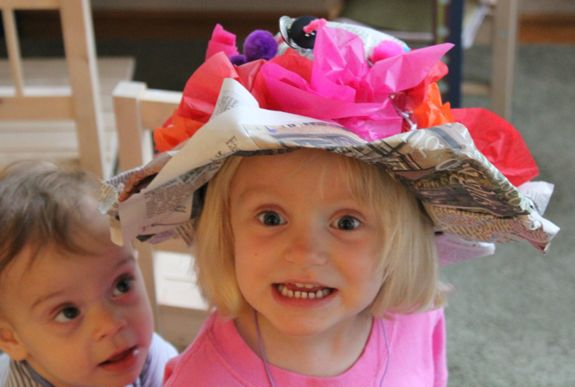 21 Easy DIY How To Make A Newspaper Hat