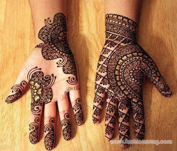 Pakistani Mehndi Designs Kids