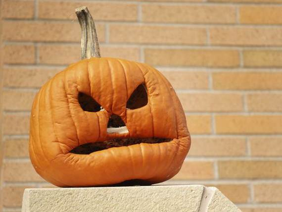 Top unique halloween pumpkin designs ideas