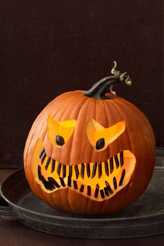 55+ Top Unique Halloween Pumpkin Designs & Ideas