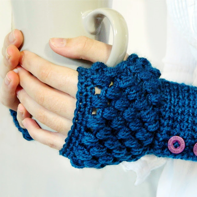 Simple Crochet Fingerless Gloves PatternsSimple Crochet Fingerless Gloves Patterns