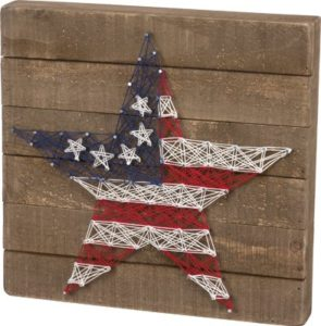 4th July String Art