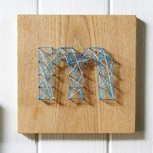 Baisc String Art Patterns