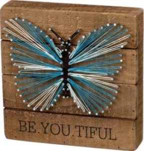 Buy Butterfly String Art Kit