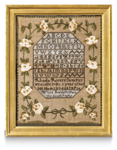 Buy Counted Cross Stitch Sampler Kits