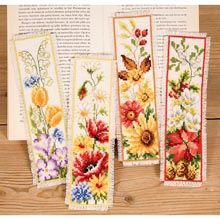 Buy Counted Cross stitch Bookmark Kits