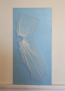 California String Art Patterns