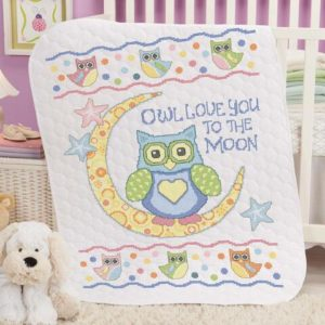 Buy Counted Cross Stitch Baby Blanket Kits