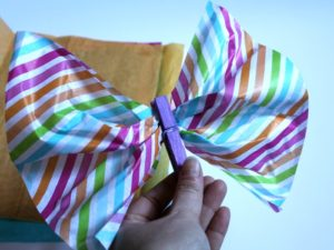 Cute Tissue Paper Butterfly DIy