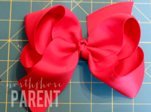 DIY Big Hair Bows Tutorials