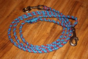 DIY Dog Leash from Paracord