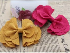 DIY Hair Bows for Teenagers