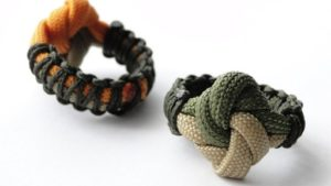 DIY Mandala Knot Paracord Ring