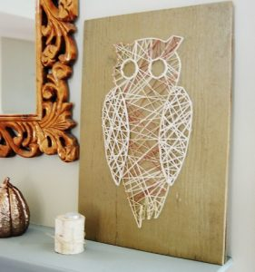 DIY-Owl-String-Art