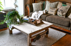 DIY Pallet Board Coffee Table Ideas
