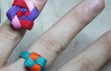 DIY Paracord Ring Youtube Instructions