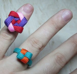 DIY Paracord Ring