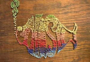 DIY String Art Images