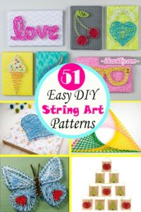 DIY String Art Patterns