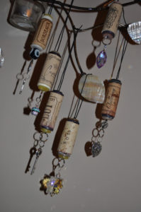 Do it Yourself Wine Cork Ornaments