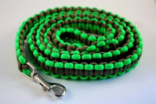 20 Creative Diy Paracord Dog Leash Patterns Ideas
