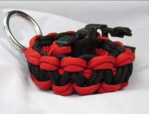 Gorilla Knot Paracord Dog CollarGorilla Knot Paracord Dog Collar