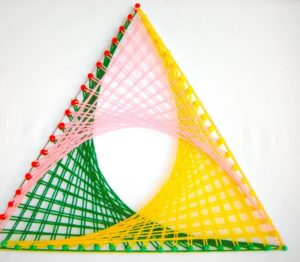 How to Make 3D String Art