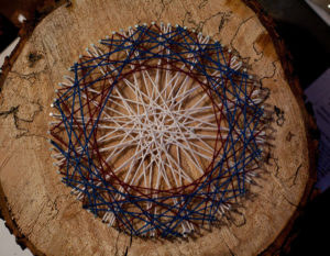 Math Symetrey String Art Patterns Free