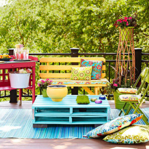 Outdoor PallOutdoor Pallet Coffee Table DIYet Coffee Table DIY