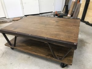Pallet Coffee Table Design Plans
