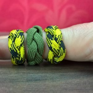 Paracord Ring Instructions