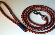 Pattern for Paracord Dog Leash